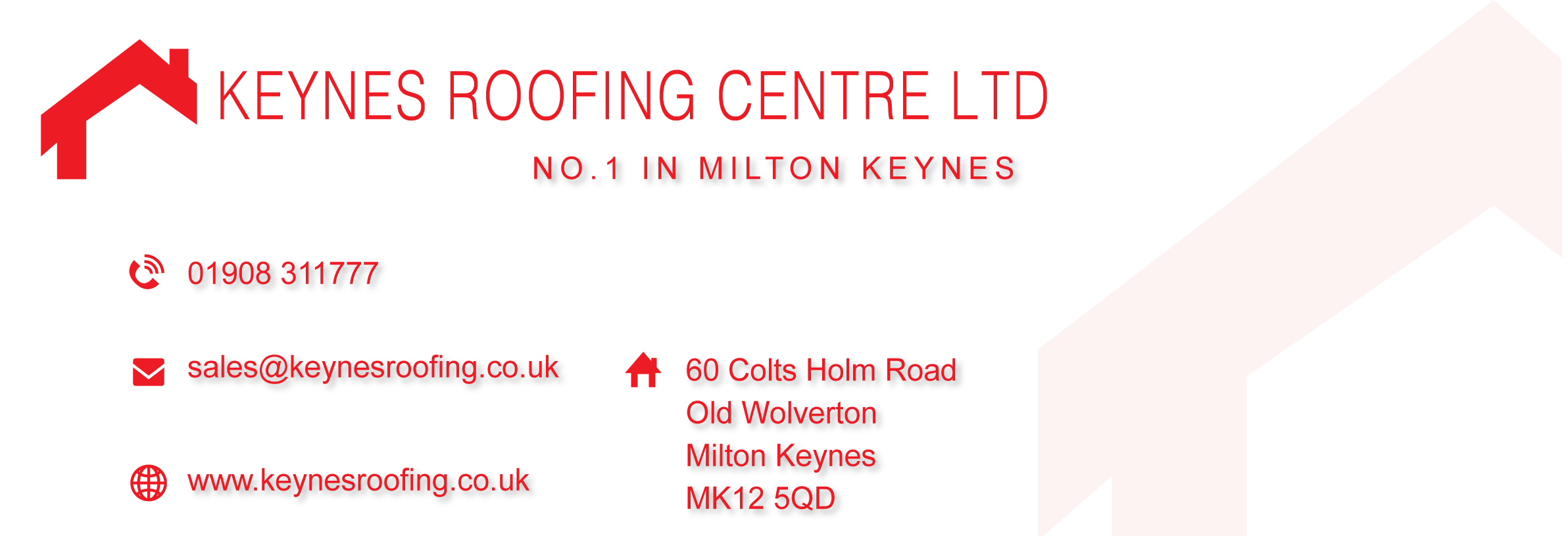 Keynes Roofing Centre Ltd